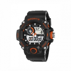 Fashion Men Sports Watches Digital Clock LED
